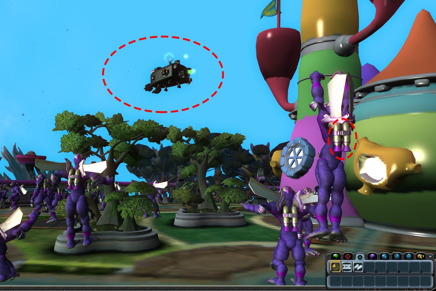 Guía para mejorar los gráficos de Spore! USxATNuK