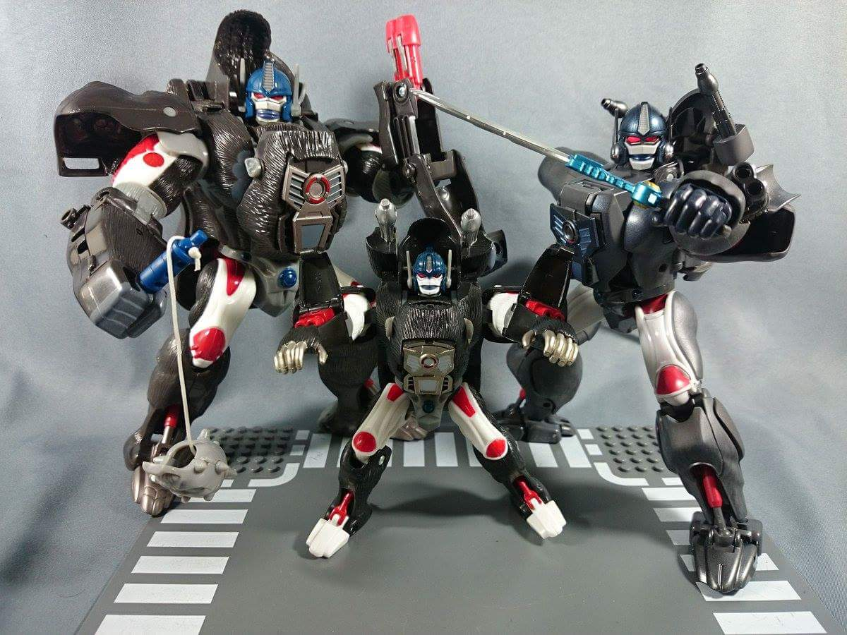 [Masterpiece] MP-32, MP-38 Optimus Primal et MP-38+ Burning Convoy (Beast Wars) - Page 3 VcG7Bpcd