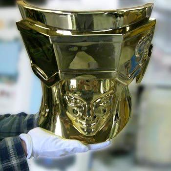 Processo de criação da Armadura de Gemeos para a exibição de Pachinko Tpap4c8m