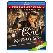 Resident Evil 4 La Resurreccion (2010) HD720p Audio Trial Latino-Castellano-Ingles 5.1