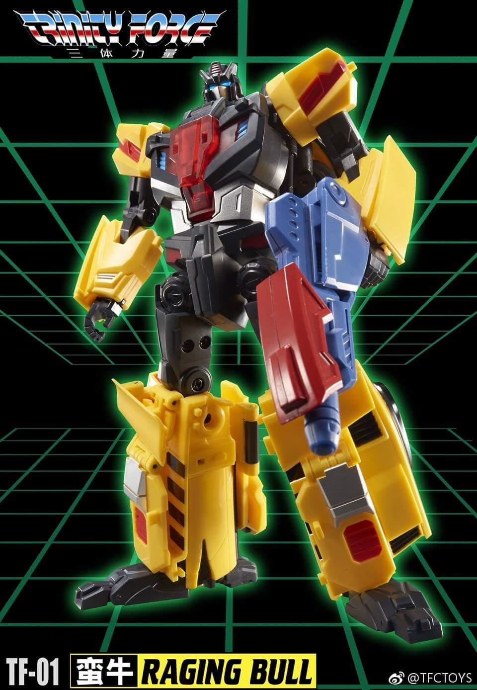 [TFC Toys] Produit Tiers - Jouet Trinity Force aka Road Caesar (Transformers Victory) VwurSkxU