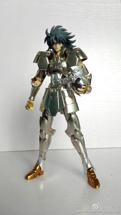 [MetalClub] Myth Cloth Ex Saga di Gemini
