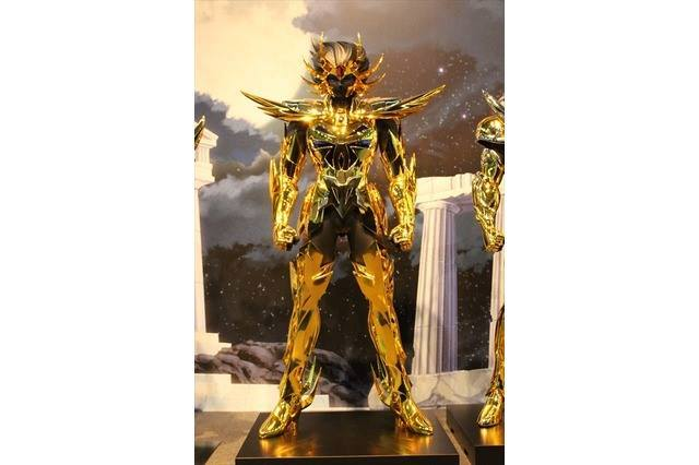 """Les Chevaliers d'Ors échelle 1/1 : """"Complete Works Of Saint Seiya, 30th Anniversary"""" Mf5hCaaB"""