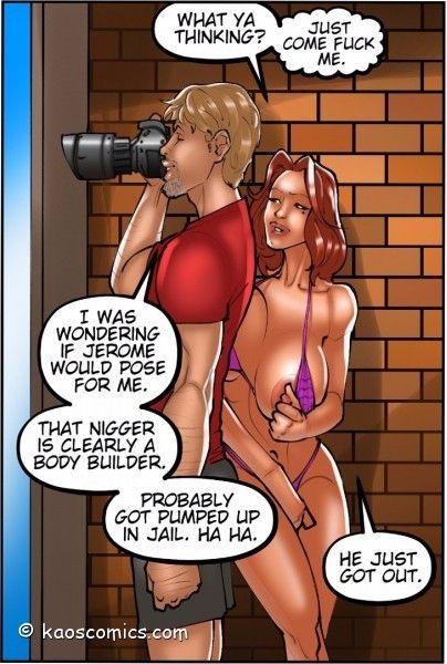 comics porn Kaos
