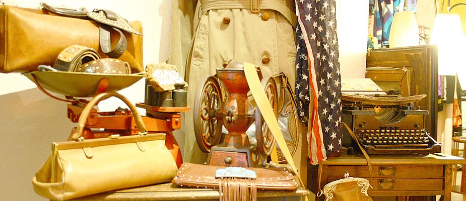 Vintage shoppen Düsseldorf
