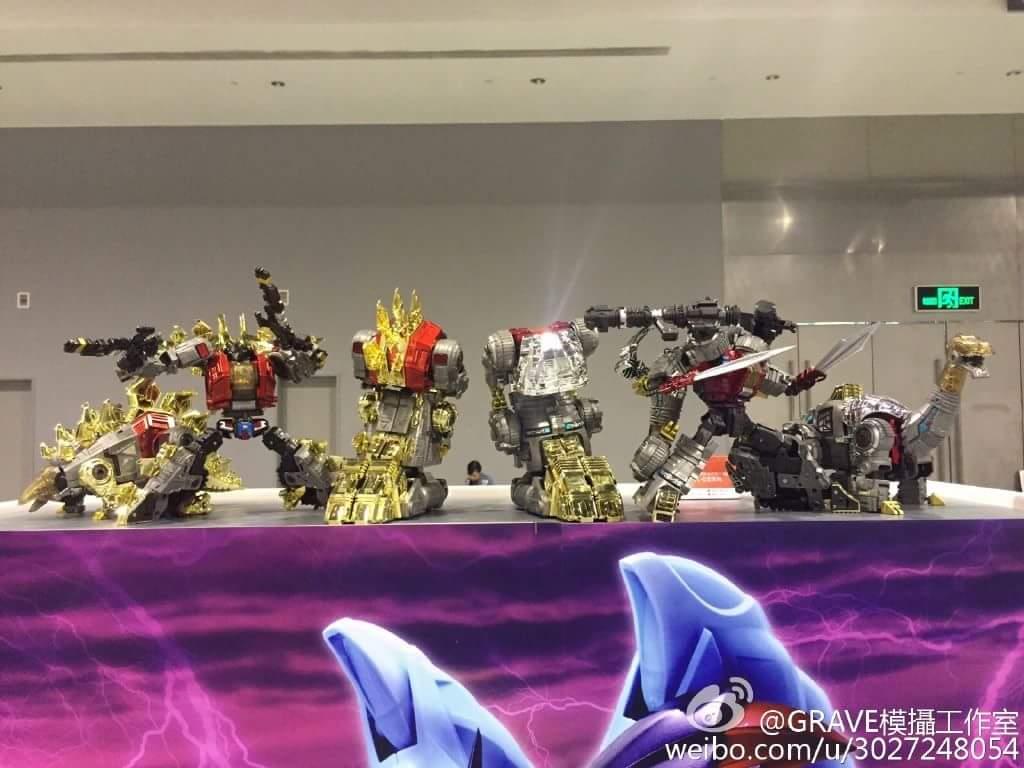 [GCreation] Produit Tiers - Jouet ShuraKing - aka Combiner Dinobots 48RVUYXt