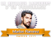 Marlon Ramirez χ The people I've met are the wonder of my world RYSEug7S