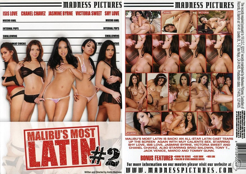 Promo de Malibu latin 2