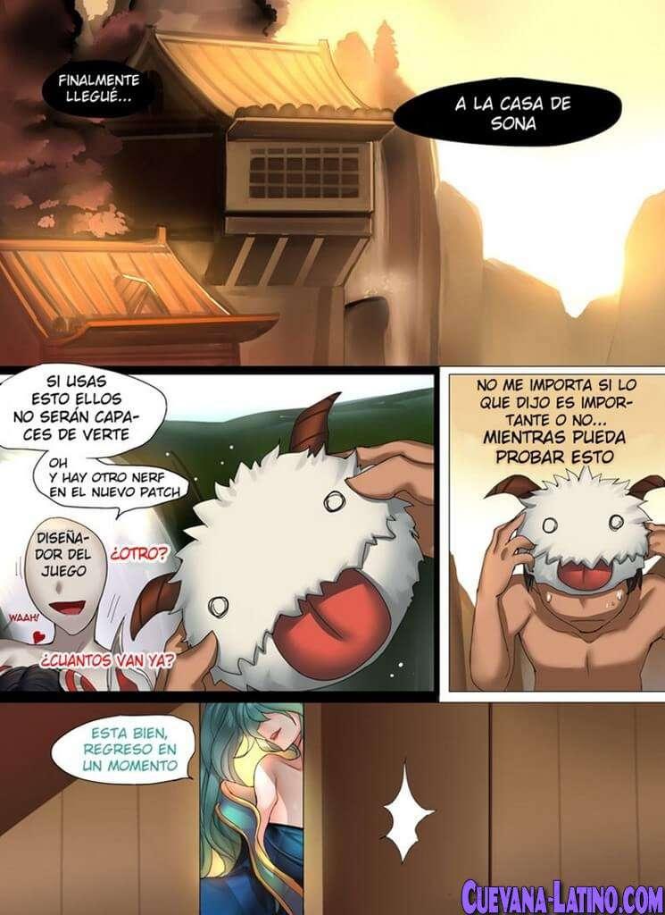 La Casa de Sona Hentai