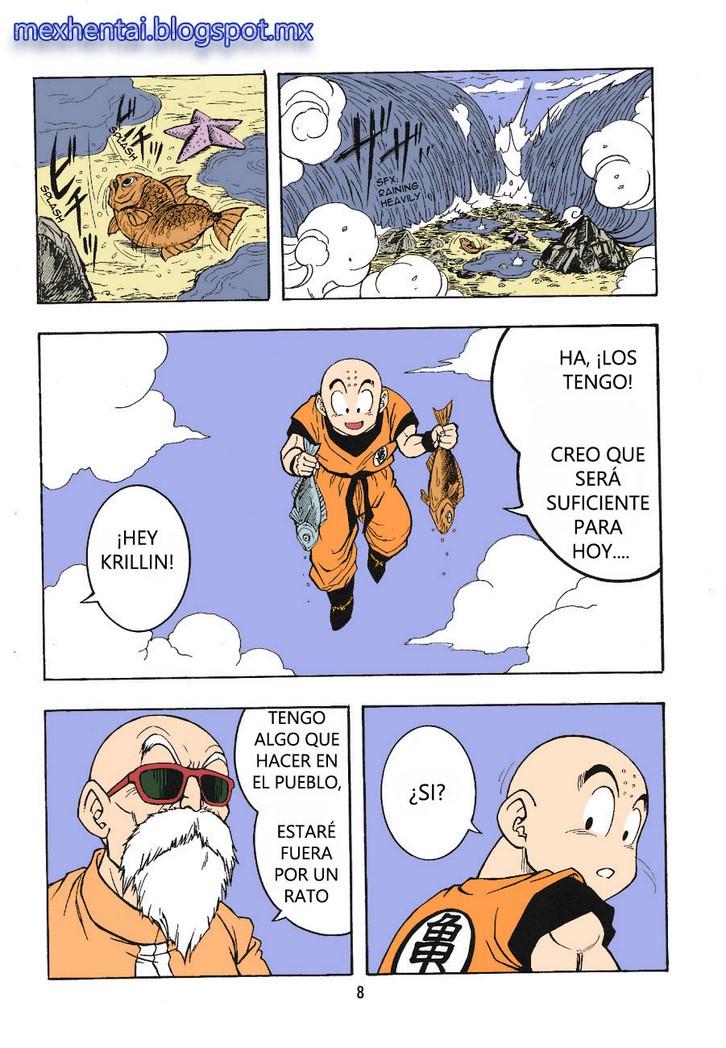 Dragon Ball Krillin Y