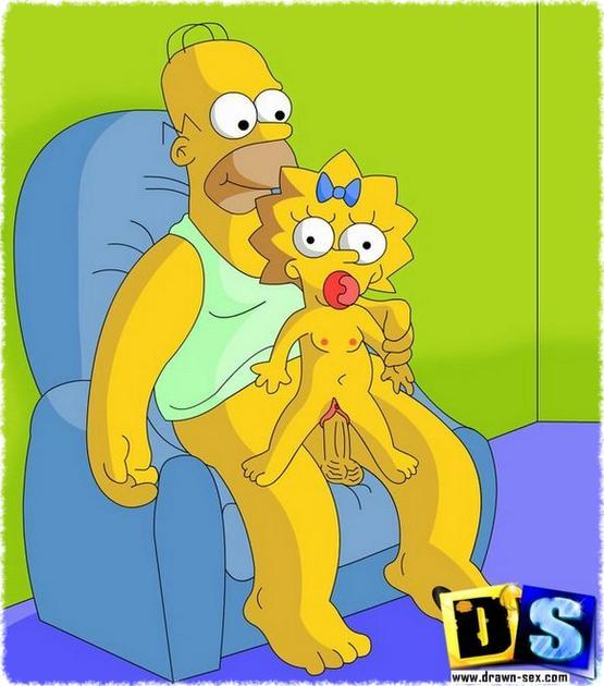 упорно симпсоны фото