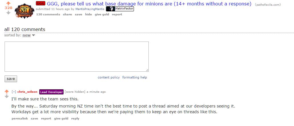 Forum - Feedback and Suggestions - Put base minion damage into gem