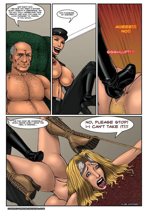 Порно сисястые комиксы