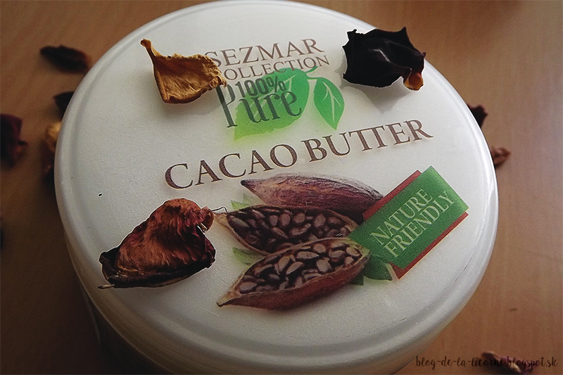 Sezman collection Cacao Butter
