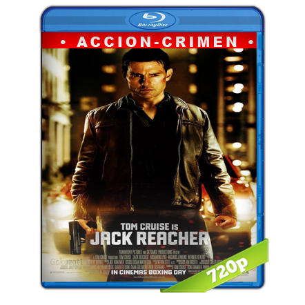 Jack Reacher Bajo La Mira (2012) BRRip 720p Audio Trial Latino-Castellano-Ingles 5.1