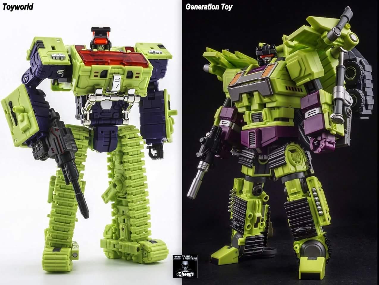 [Generation Toy] Produit Tiers - Jouet GT-01 Gravity Builder - aka Devastator/Dévastateur - Page 3 OTIsLlx9