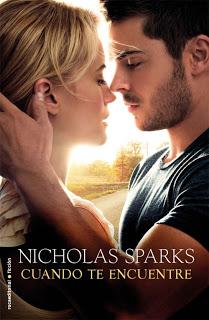 Cuando te encuentre – Nicholas Sparks multiformato