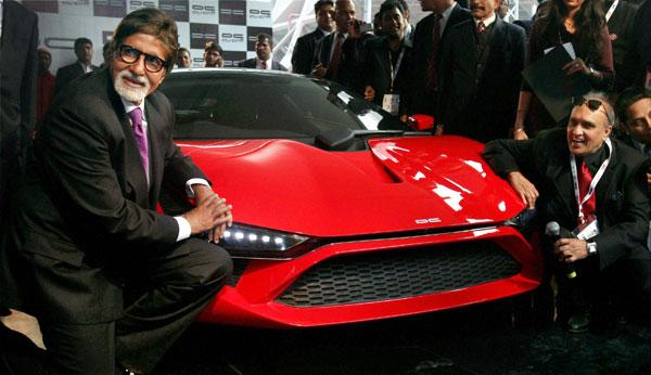 Delhi Auto expo 2012 photos AbmoOfhI