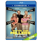 Quien Son Los Miller (2013) BRRip 720p Audio Trial Latino-Castellano-Ingles 5.1