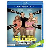 Quien Son Los Miller (2013) BRRip 720p Audio Trial Latino-Castellano-Ingles 5.1