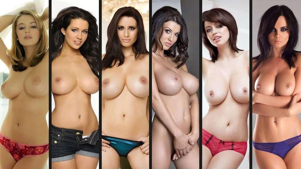 Порно фото девушек с красивой грудью