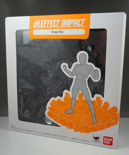 Effect Impact (Gray Version)