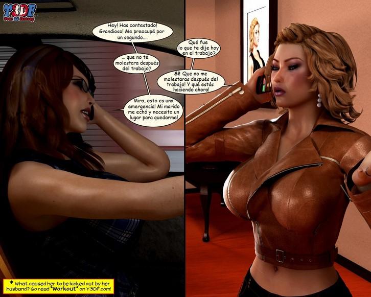 prostitutas en alcala trio con dos prostitutas