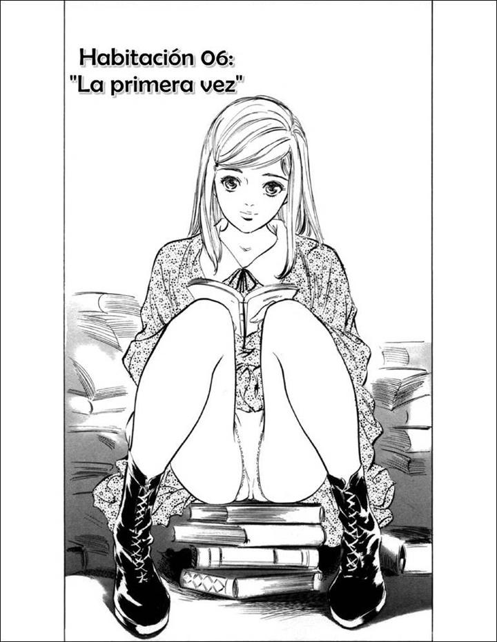 EL HOTEL 6. La primera vez. Manga hentai 1