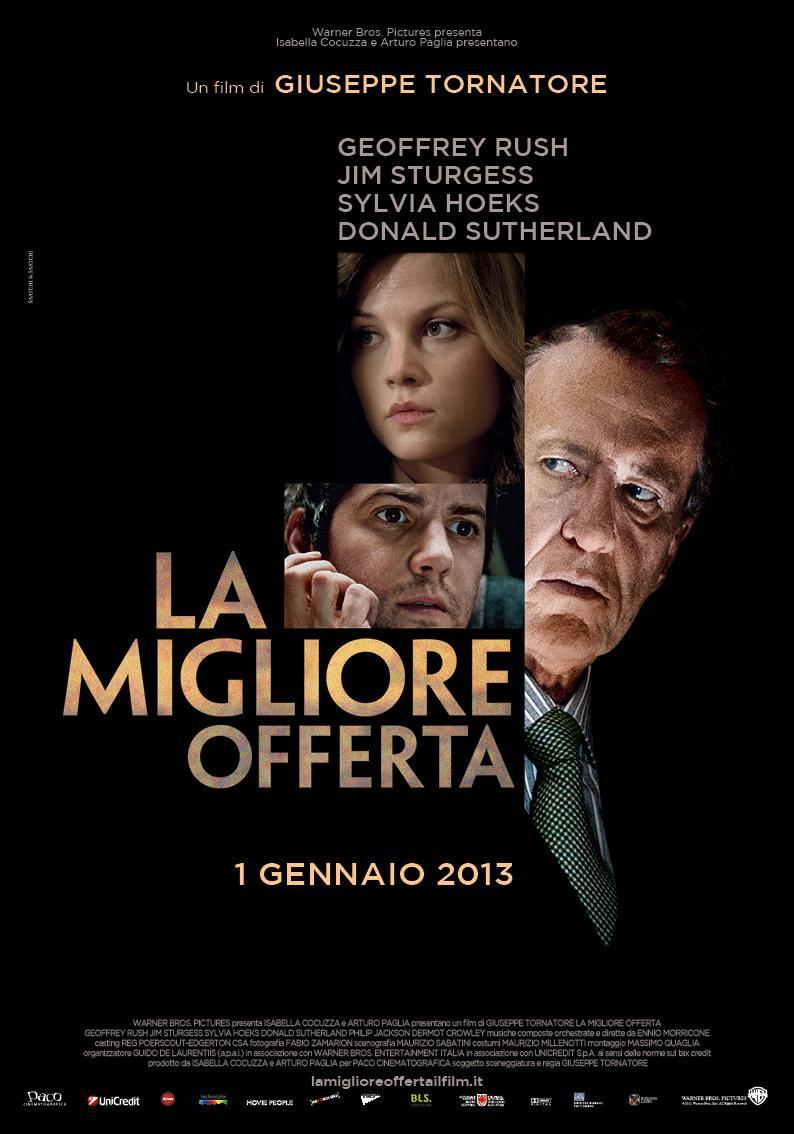La mejor oferta (2013)(HD)(Catellano)(Multihost)