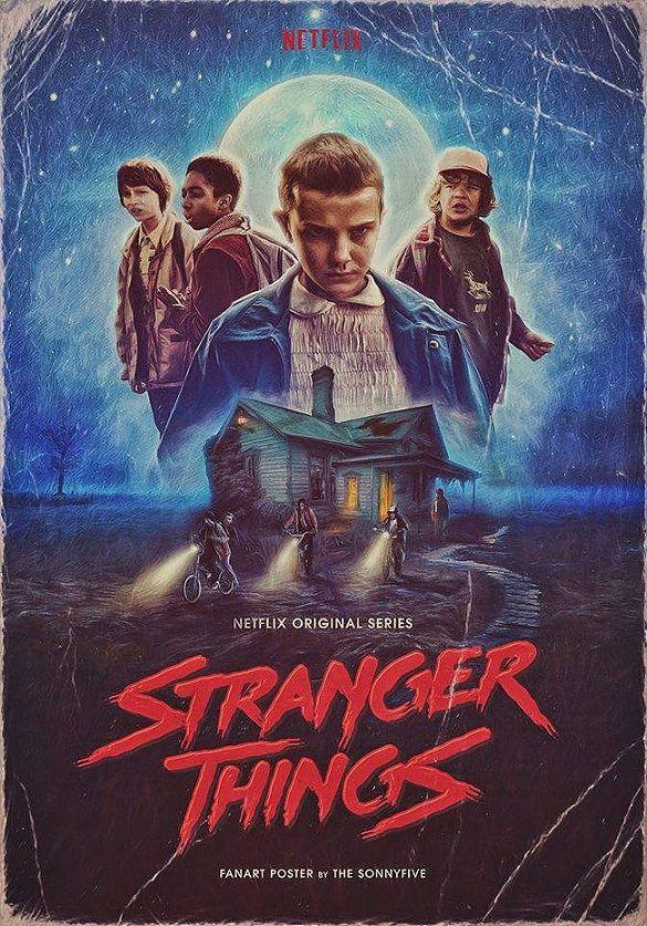 descargar Stranger Things Temporada 1 Latino