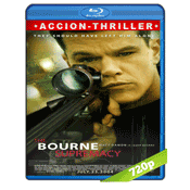 La Supremacia Bourne (2004) HD720p Audio Trial Latino-Castellano-Ingles 5.1