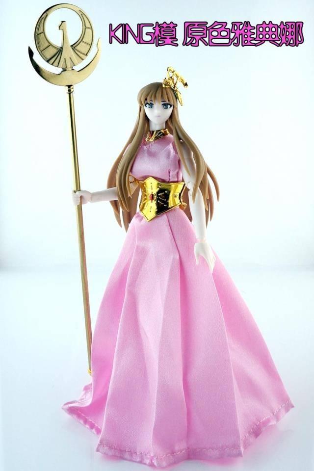 [King Model] Saint Cloth Myth Saori Kido OCE (Athena Plain Version)