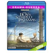 El Niño Con El Pijama De Rayas (2008) BRRip 720p Audio Trial Latino-Castellano-Ingles 5.1