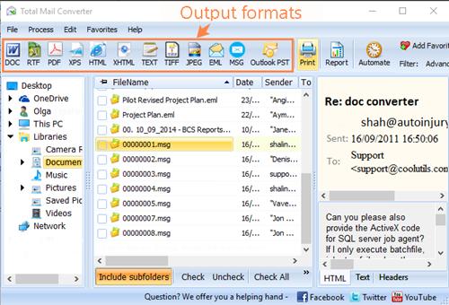 Coolutils Total Mail Converter 5.1.168 Multilingual