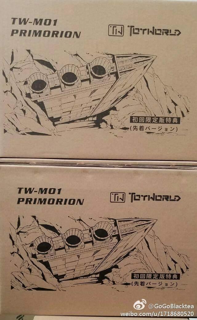 [ToyWorld][ZetaToys] Produit Tiers - TW-M01 Primorion/Zeta-EX6O OriPrime et Zeta -EX6E EvaPrime - aka Optimus (G1 et Evangelion) - Page 2 Pjw9YgYS