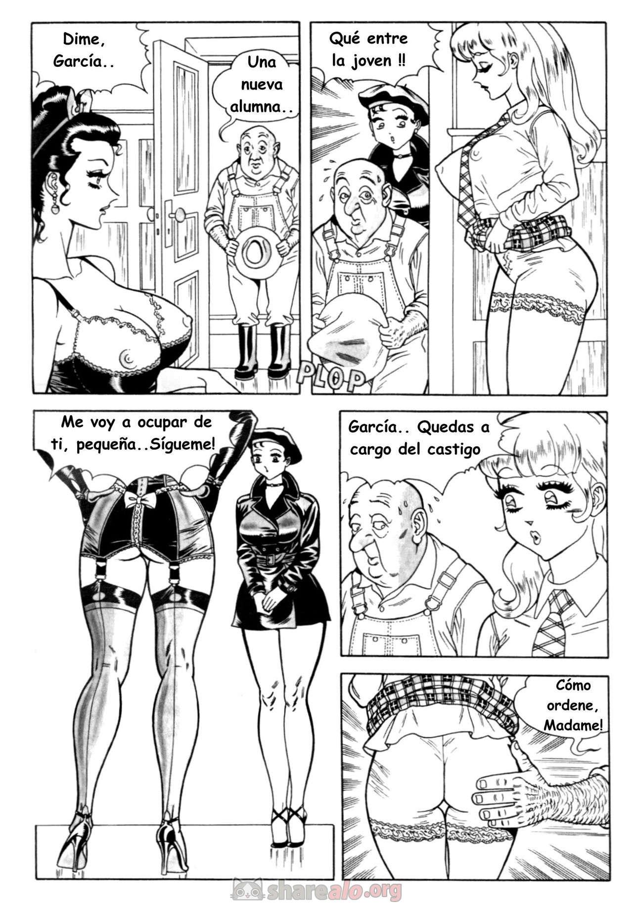 [ Escuela de Señoritas (Jardín de Rosas Manga Hentai) ]: Comics Porno Manga Hentai [ fnS8fsTk ]
