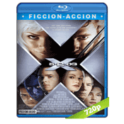X-Men 2 (2003) BRRip 720p Audio Trial Latino-Castellano-Ingles 5.1