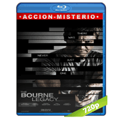El Legado Bourne (2012) HD720p Audio Trial Latino-Castellano-Ingles 5.1