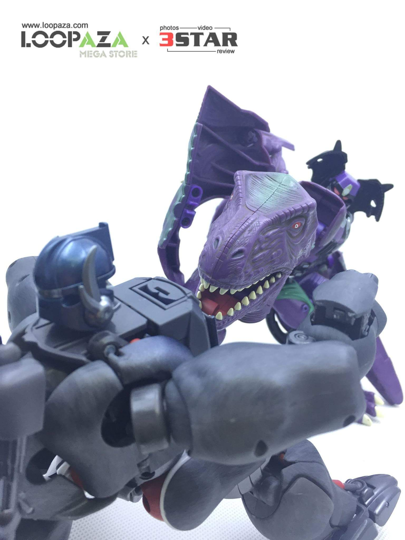 [Masterpiece] MP-32, MP-38 Optimus Primal et MP-38+ Burning Convoy (Beast Wars) - Page 3 61O2Oxvi