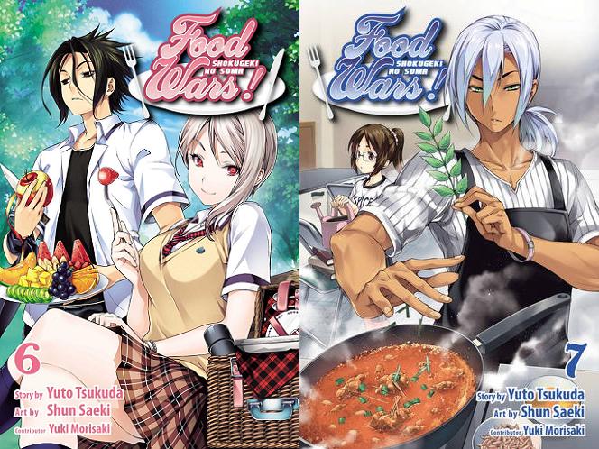 Food Wars: Shokugeki no Sōma