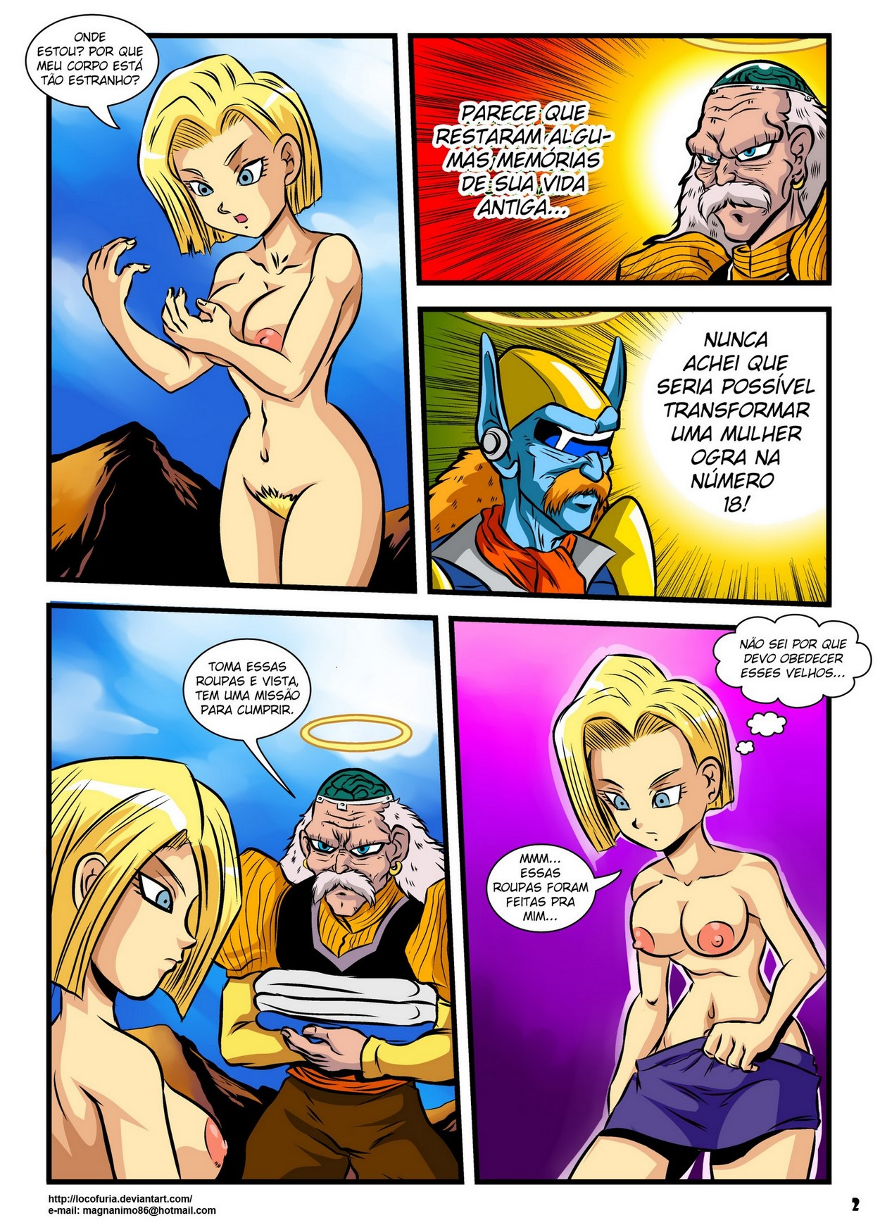 Comics Dragon ball supre nova porno valuable idea