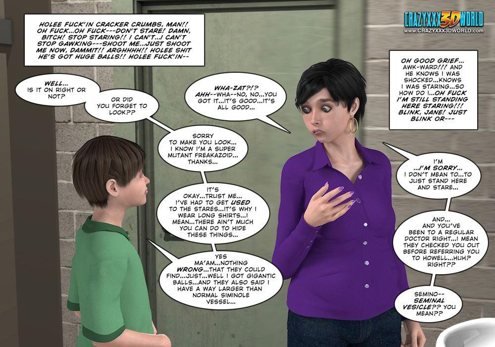 3d comic uninhibited episode 14 4