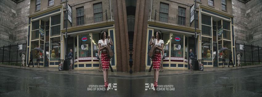 2011 Bag of Bones (TV Mini-Series) 20JS855b
