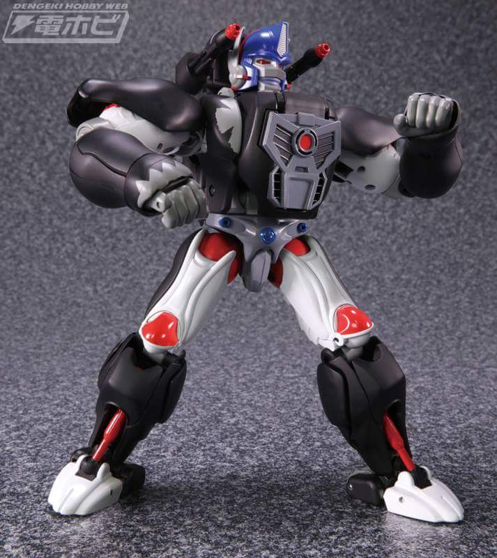 [Masterpiece] MP-32, MP-38 Optimus Primal et MP-38+ Burning Convoy (Beast Wars) - Page 4 G43tES1Y