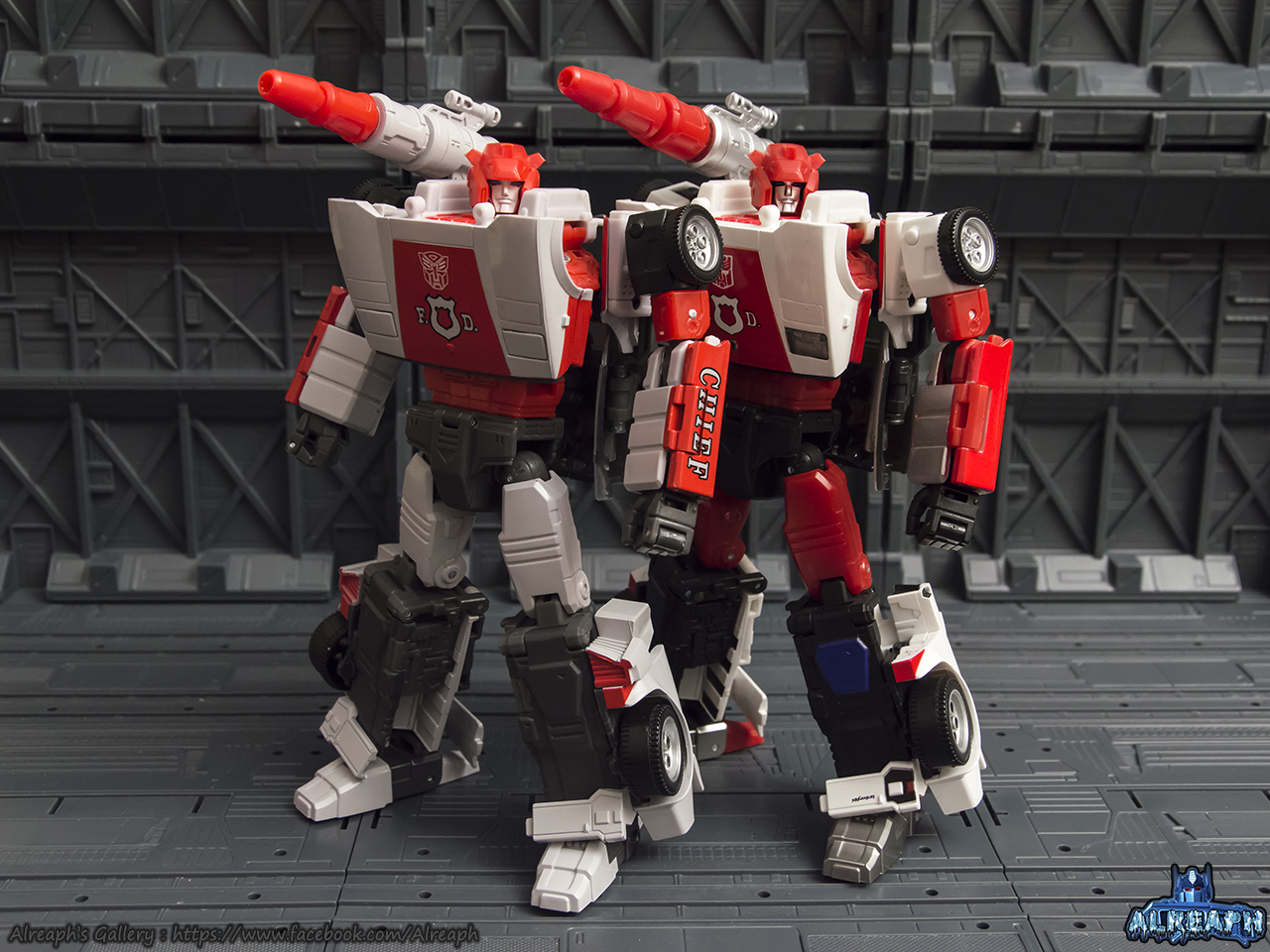 [Masterpiece] MP-14 Red Alert/Feu d'Alerte - Page 2 EJnq75CY