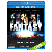 Final Fantasy El Espiritu En Nosotros (2001) BRRip Full 1080p Audio Trial Latino-Castellano-Ingles 5.1
