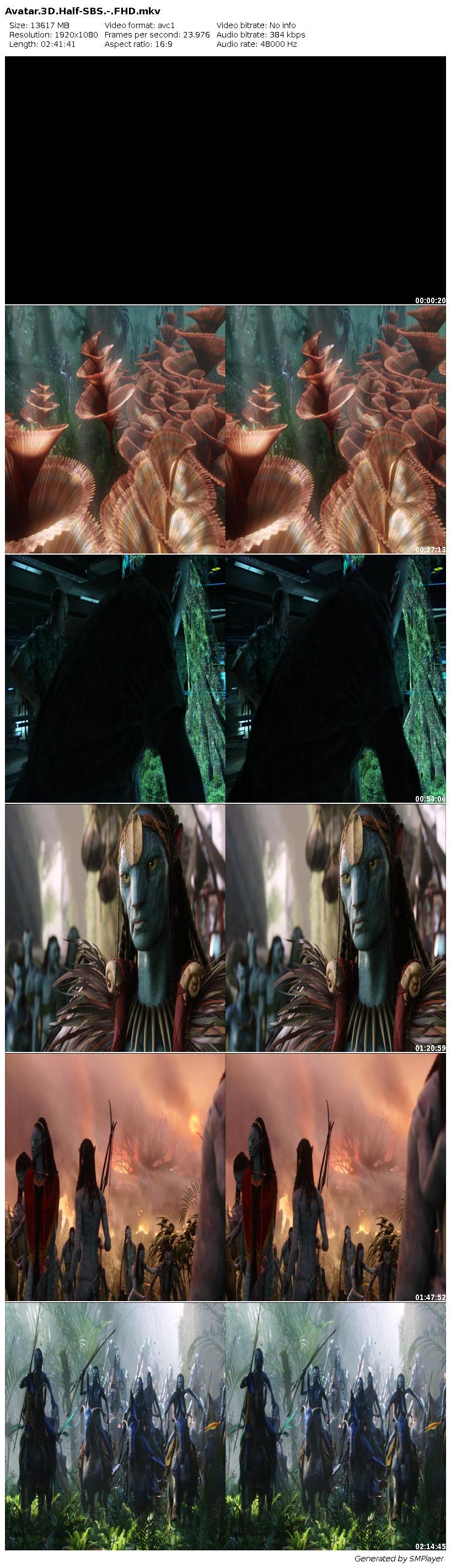 Avatar 3D / Avatar 3D (2009)