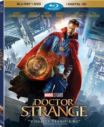 Doctor Strange (2016) SUBPL 1080p BluRay x264-SPARKS / Napisy PL