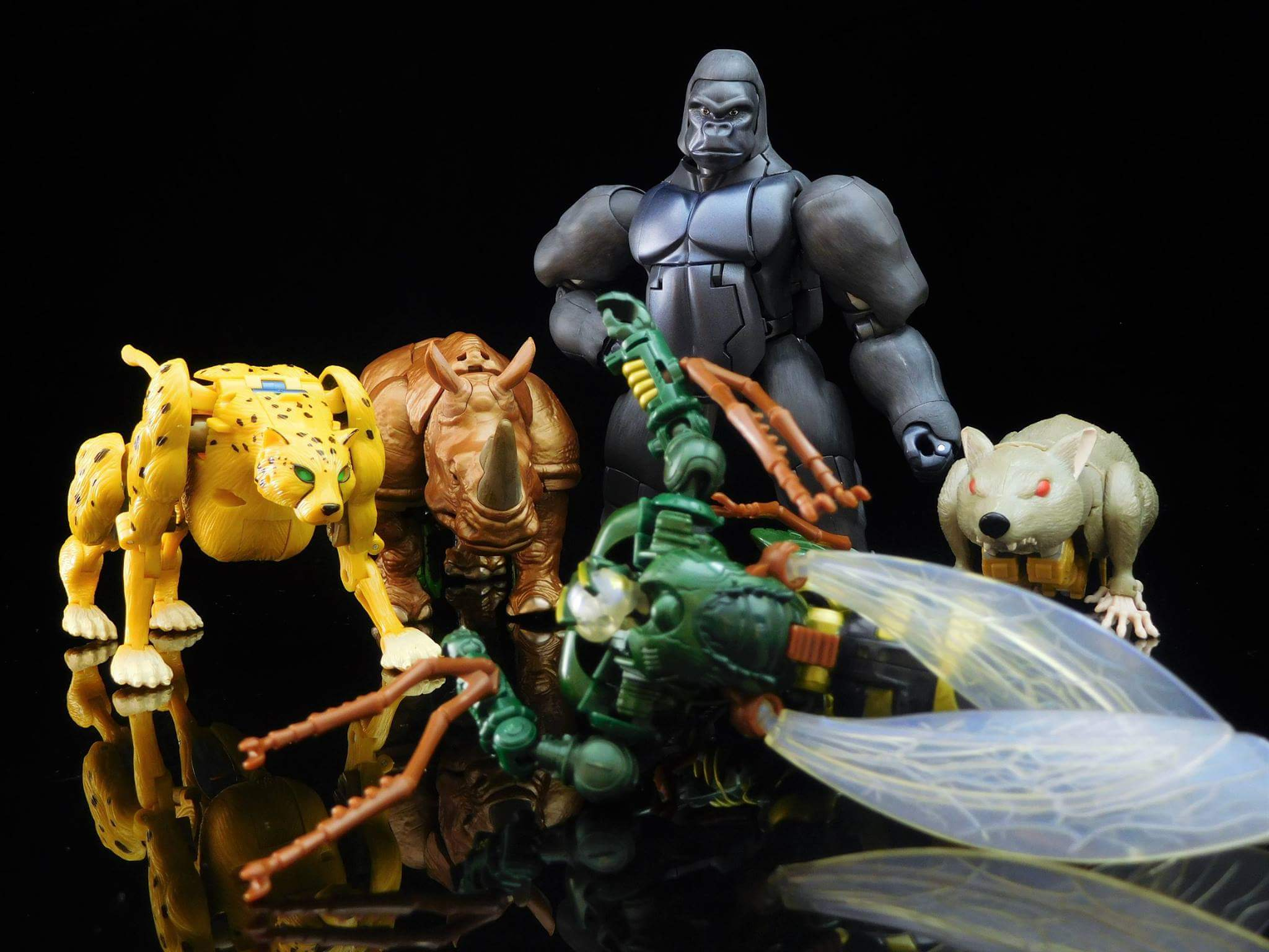 [Masterpiece] MP-32, MP-38 Optimus Primal et MP-38+ Burning Convoy (Beast Wars) - Page 3 7l6EBTgH