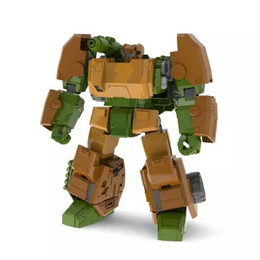 [FansHobby] Produit Tiers - Master Builder MB-07 Gun Buster - aka Roadbuster/Cahot des Wreckers IDW Ix11HxG5